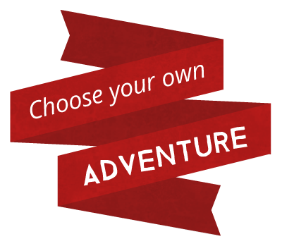 Choose your own adventure blowjob